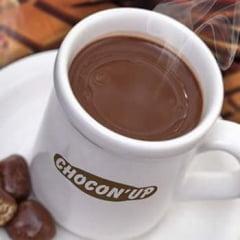 CHOCOLATE QUENTE CREMOSO TIPO EUROPEU - CHOCON´UP - 5 PACOTES