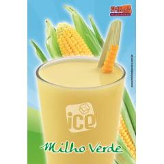 Preparado em Pó para Suco de Milho Verde - Ice Milho Verde - FMB