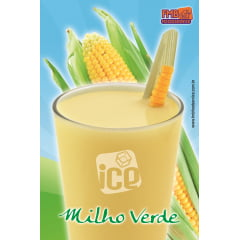 Ice Milho Verde - Bebida Láctea Sabor Milho
