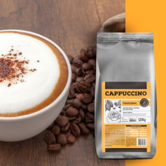 Cappuccino Tradicional Cremoso - 1 pacote de 1,01Kg