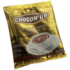 Ice Cioccolato (Chocolate Gelado) + Chocon'up (Chocolate Quente Cremoso)