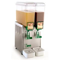 Refresqueira 16 litros - Bras T 2.8 com 2 Cubas de 8 Litros cada